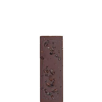 Smoked Irish Sea Salt Chocolate Bar 80g