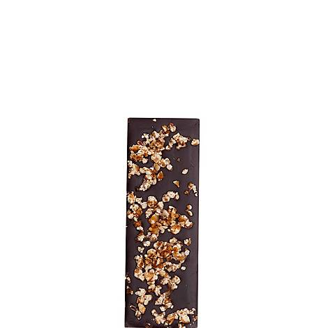 Spiced Hazelnuts and Honey Dark Chocolate Bar, ${color}