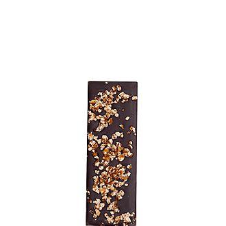 Spiced Hazelnuts and Honey Dark Chocolate Bar