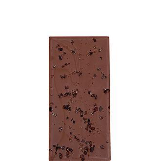 Smoked Irish Sea Salt Chocolate Bar