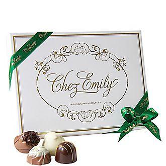 Chez Emily 12 Piece Chocolate Box
