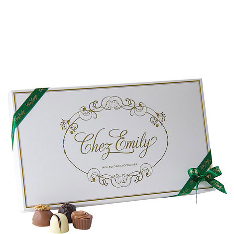 12-Piece Chocolate Box, ${color}