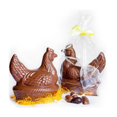 Hen and Mini Eggs, ${color}