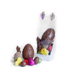 Mini Eggs 200g in Cello Bag