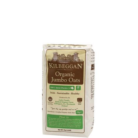 Jumbo Organic Irish Oats 1kg, ${color}