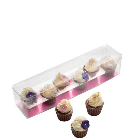 Mini Chocolate Cupcakes, ${color}