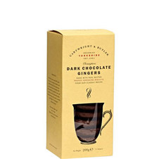 Dark Chocolate Gingers 200g