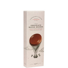Chocolate Wafer Rounds 120g