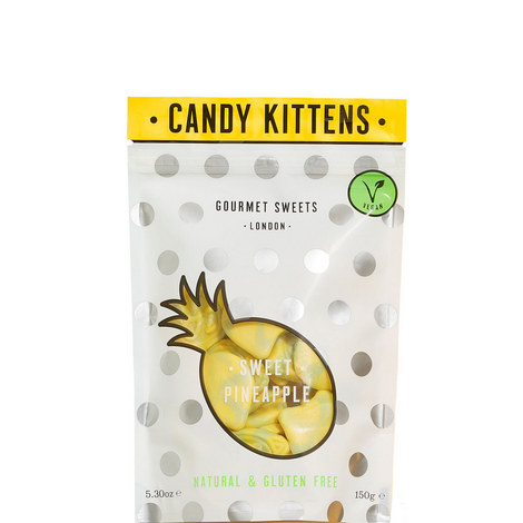 Sweet Pineapple Gourmet Candies 150g, ${color}