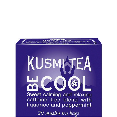 Be Cool 20 Muslin Tea Bags, ${color}