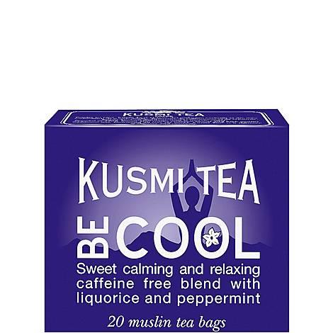 Be Cool 20 Muslin Tea Bags, ${color}