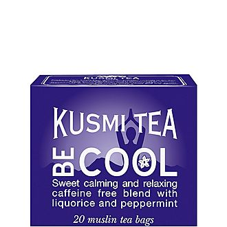 Be Cool 20 Muslin Tea Bags