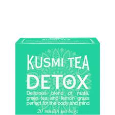 Detox 20 Muslin Tea Bags