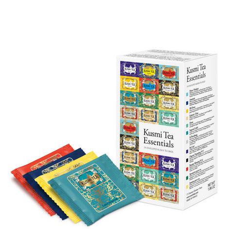 Tea Essentials 24 Bags, ${color}