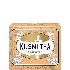Chamomile 20 Muslin Tea Bags