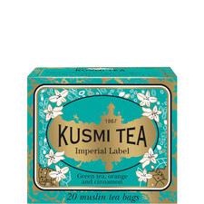 Imperial Label 20 Muslin Tea bags