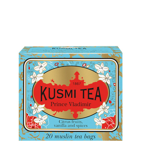 Prince Vladimir - 20 Muslin Tea Bags, ${color}
