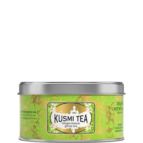 Ginger Lemon Green Tea 125g, ${color}