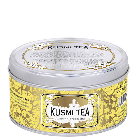 Jasmine Green Tea Tin 4,41 OZ, ${color}