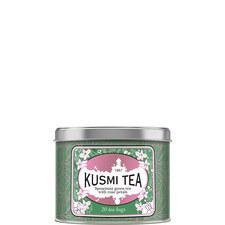 Spearmint Rose Green Tea 20 Muslin Tea Bags
