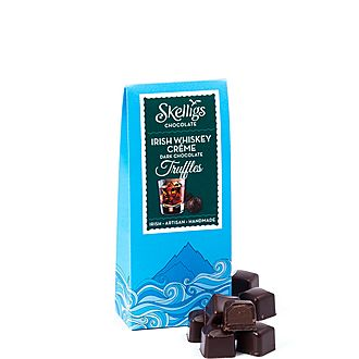 Dark Chocolate Irish Whiskey Créme Truffles 120g