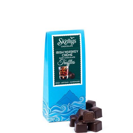 Dark Chocolate Irish Whiskey Créme Truffles 120g, ${color}