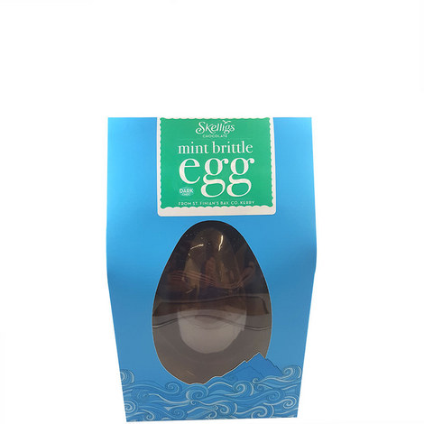 Mint Brittle Chocolate Easter Egg, ${color}
