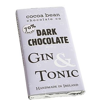 Gin and Tonic Chocolate Bar