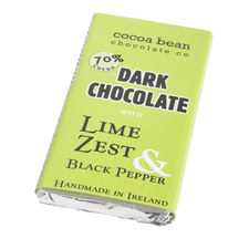 Lime and Black Pepper Bar