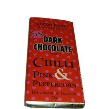 Chilli and Pink Peppercorn Bar