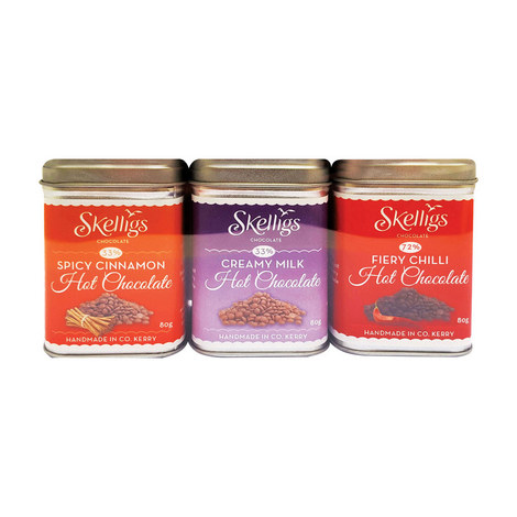 Hot Chocolate Gift Set 80g, ${color}