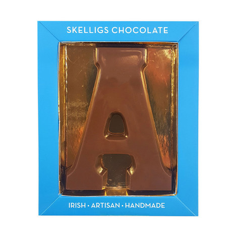 Milk Chocolate Letter A, ${color}