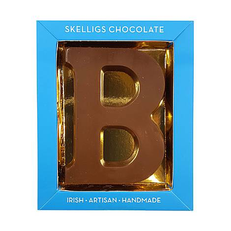 Milk Chocolate Letter B, ${color}