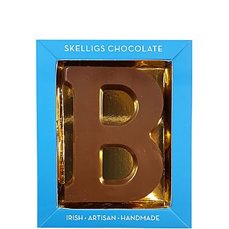 Milk Chocolate Letter B