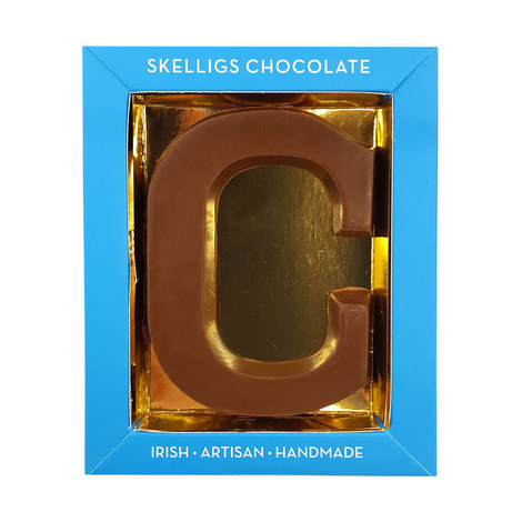 Milk Chocolate Letter C, ${color}