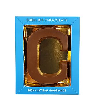 Milk Chocolate Letter C