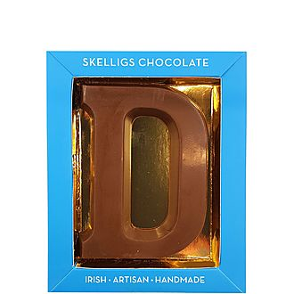 Milk Chocolate Letter D