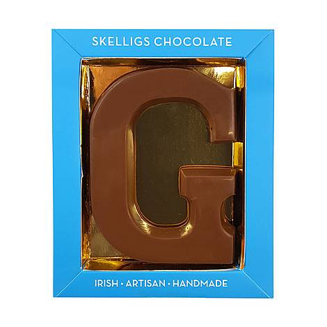 Milk Chocolate Letter G, ${color}