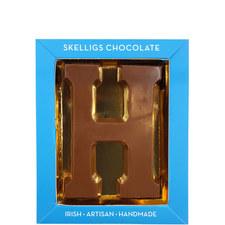 Milk Chocolate Letter H