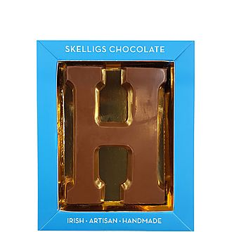 Milk Chocolate Letter H
