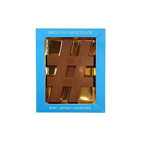 Milk Chocolate Hashtag, ${color}
