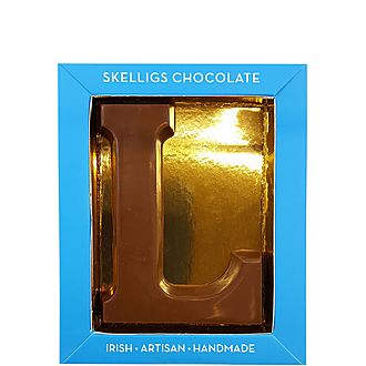 Milk Chocolate Letter L