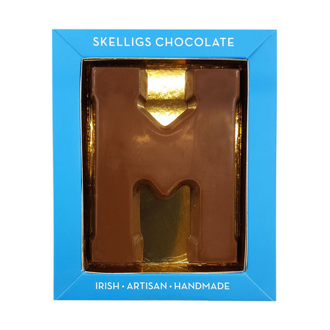 Milk Chocolate Letter M, ${color}
