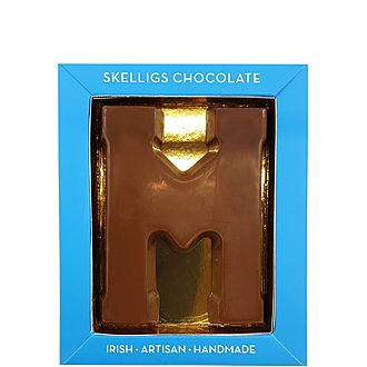 Milk Chocolate Letter M