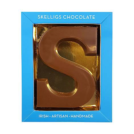 Milk Chocolate Letter S, ${color}