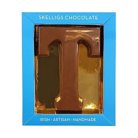 Milk Chocolate Letter T, ${color}