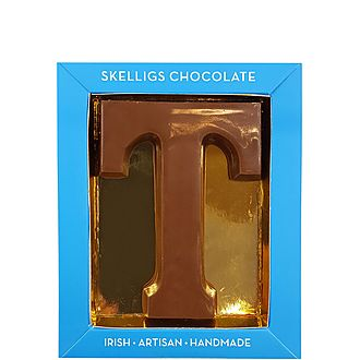 Milk Chocolate Letter T