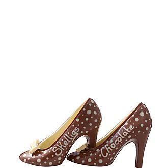 Dark Chocolate Shoe Treats 200g