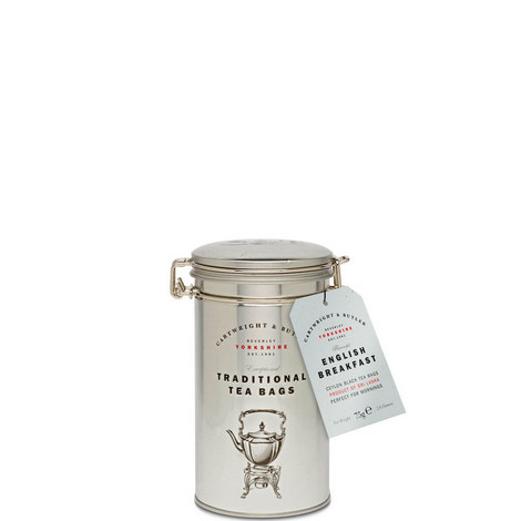 English Breakfast Tea Caddy 75g, ${color}