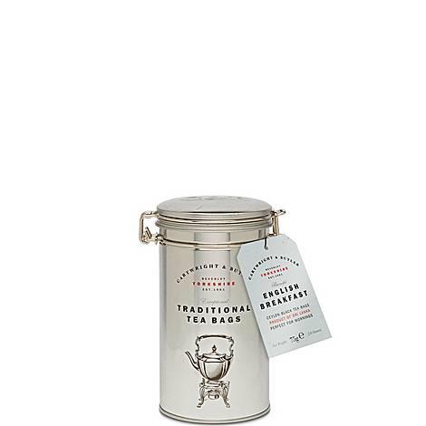 English Breakfast Tea Caddy 75g, ${color}